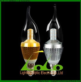 NEW 5w Led Candle Light E14 Led Bulb Light From China Manufacturer