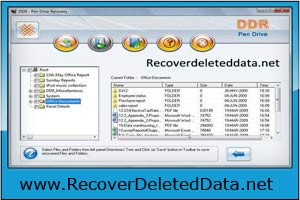 Recover Deleted USB Data