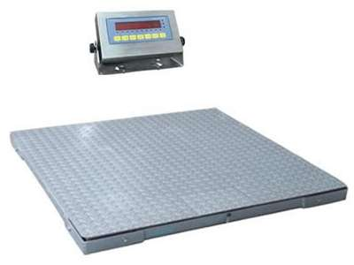 Small Double-layer Electronic Weighbridge