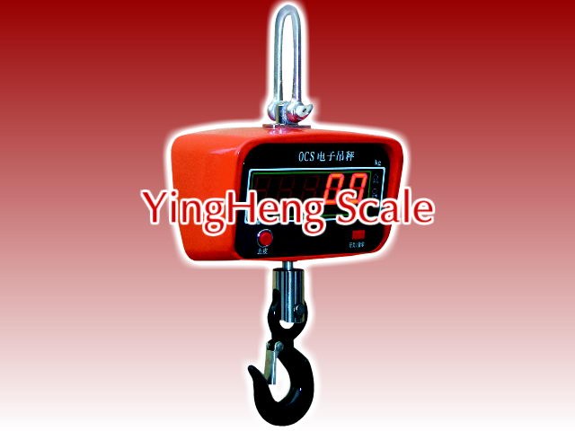 Wireless Printing Electronic Crane Scale