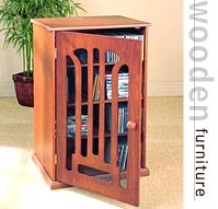 Wooden CD Cabinets