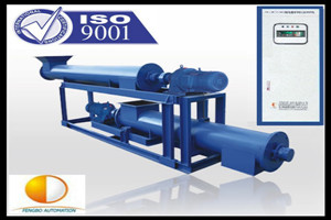 The reliable FB-DHM Screw Feeder