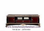 Wooden Tv Stands solid wood tv stands marble table living room furniture TV stands TR-006