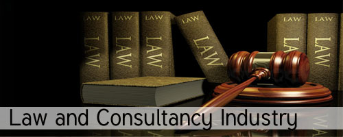 Law and Consultancy Industry