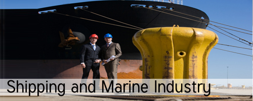 Shipping and Marine Industry