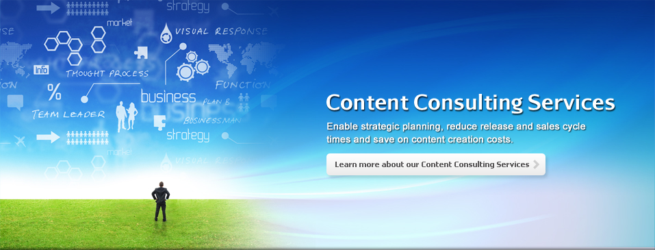 Content Consulting Services