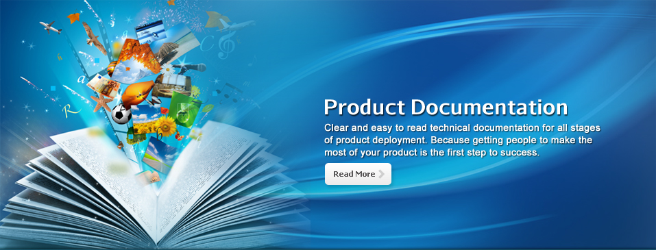 Product Documentation Services