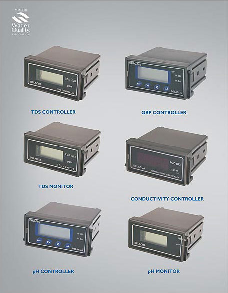 Panel Mounted Instruments