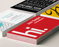 Business Card Processing Services c