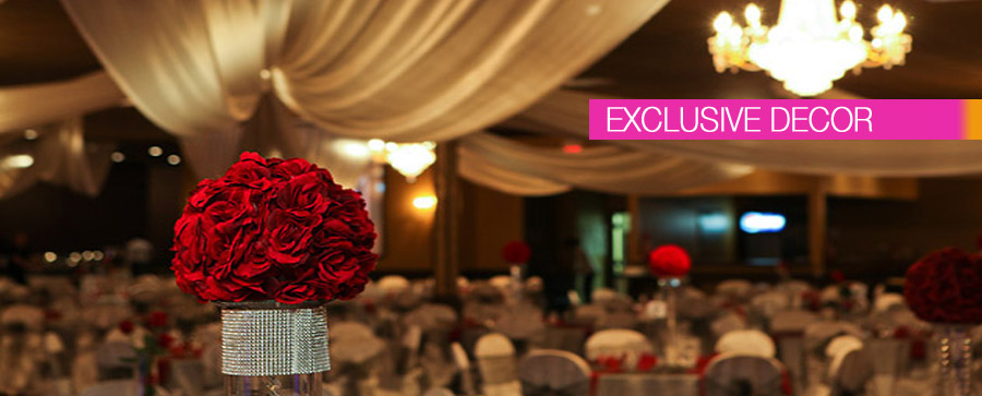 Wedding Decor and Venue Styling