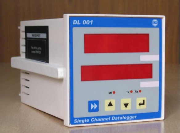 One Channel Datalogger