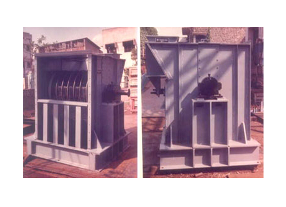 Hammer Mill With Swing Hammers