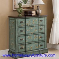 Chest of drawers cabinets 5 drawers chest living room cabinets decoration chests JY-940