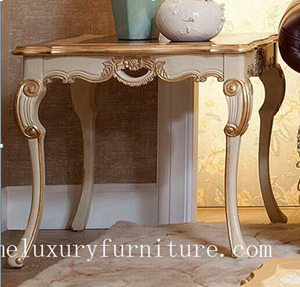 Wooden tabe side table end table living room table corner table classical table FC-105B