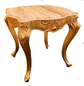 Side table living room table marble table round table end table corner table FC-168B