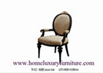 Chairs Fabric cushion Chairs Dining Chairs Classic Luxury Chairs Dining Room sets TR012