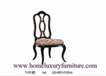 Dining Chairs Hot Sale Wooden Chairs Popular In Russia Chairs Dining Room Furniture TV-003