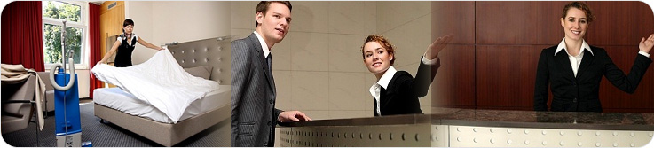 Hotel and Catering Staff Recruitment