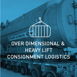 Over Dimensional and Heavy Lift Consignment Logistics