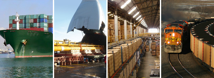 Ocean Freight - Exports & Imports