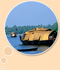 Backwater Holidays in India