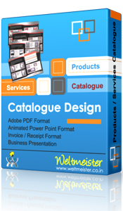 Product And Services Catalogue Design Services
