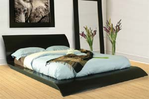 Waverly Contemporary Bed