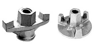 Wing Nut and Anchor Nut