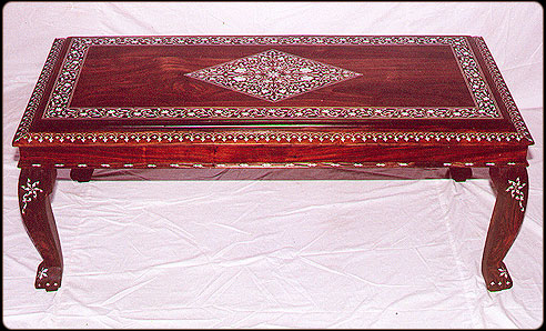 Rosewood Center Table