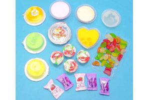 Additives for Gummy Candy