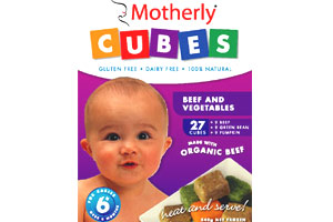 Beef & Vegetable Motherly Cubes