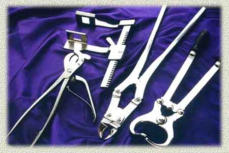 VETERINARY INSTRUMENTS & LIVESTOCK EQUIPMENTS