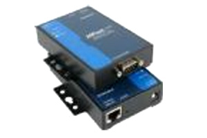 Ethernet To RS-232/422/485 Modbus Gateway