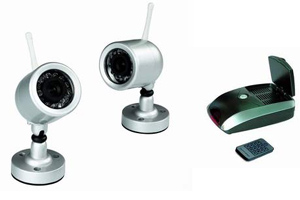Wireless Camera ( Model No. ZT812C2 )