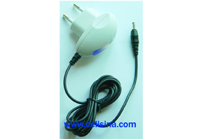 Mobile phone home / travel charger with led
