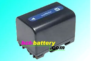 Camcorder/video Battery For Sony NP-QM71