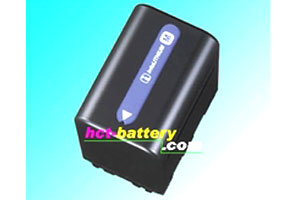 Camcorder/video Battery For Sony NP-QM91D