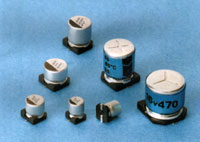 SMD Chip Electrolytic Capacitor