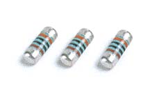 SMD Chip Resistors MELF Type