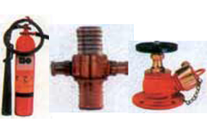 Fire Extinguishers & Hydrants