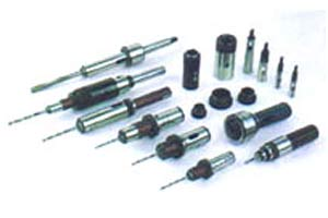 Floating Holders, Adjustable Adaptors, Drill Sleeves, Attachable Quick Change Chucks & SSM Nuts