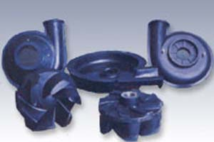 PUMP IMPELLER & CASING FOR SAND PLANT
