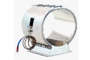 Ceramic Air Cooled Perforated Heaters