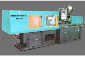 Injection Moulding Machines and Moulds