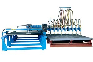 CANTILEVER PHOTO TRACER CUTTING MACHINE