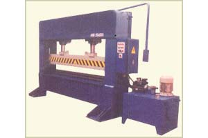 HYDRAULIC PRESSES RUBBER MOULDING