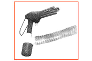 PNEUMATICS BLIND HOLE CLEANERS