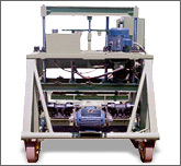 Concrete Hollow Block Making Machines (20 Models Hand Mould to Fully Automatic)