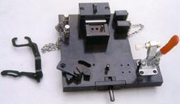 Inspection fixture for pressed component