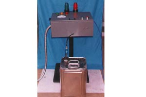 A TYPICAL LEAK TESTING EQUIPMENT FOR PACKAGING INDUSTRY